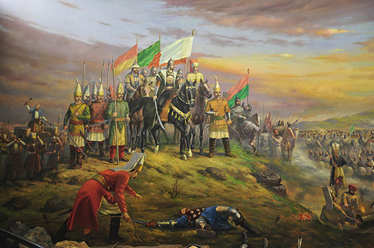 Mohaç Muharebesi ile ilgili görsel sonucu
